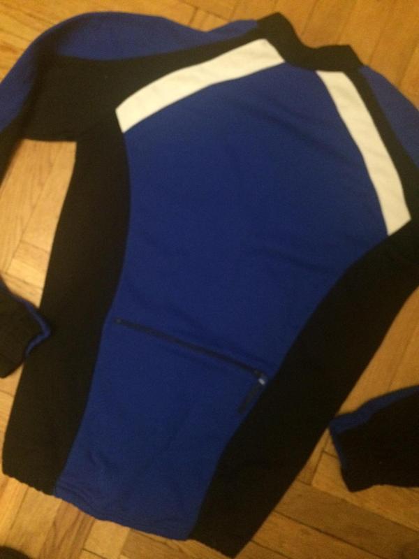 Велокостюм,утепленый с памперсом coolmax® silver®,от feroti sp... - Фото 5