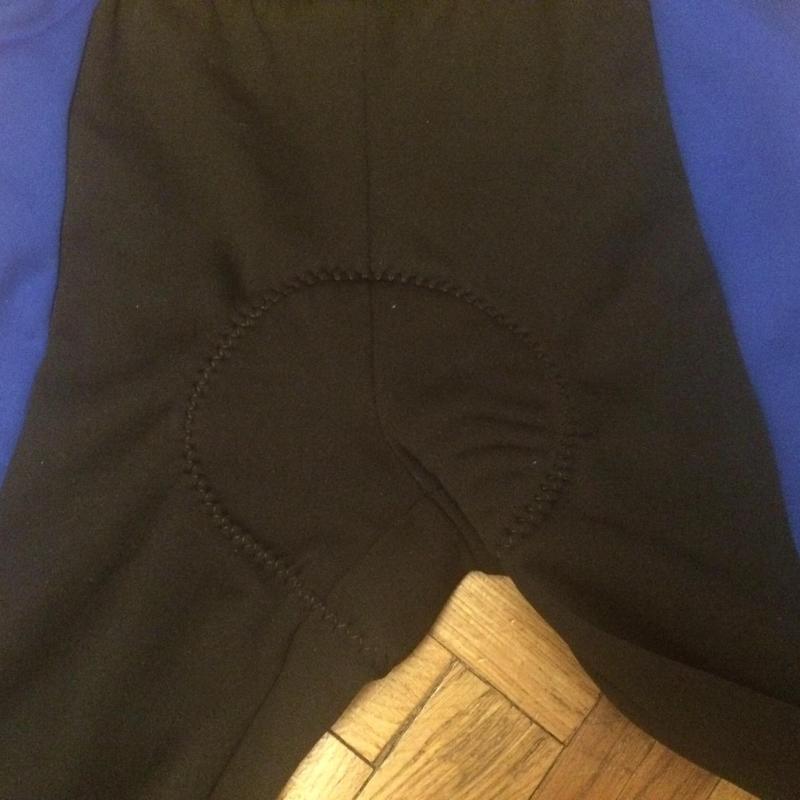 Велокостюм,утепленый с памперсом coolmax® silver®,от feroti sp... - Фото 9