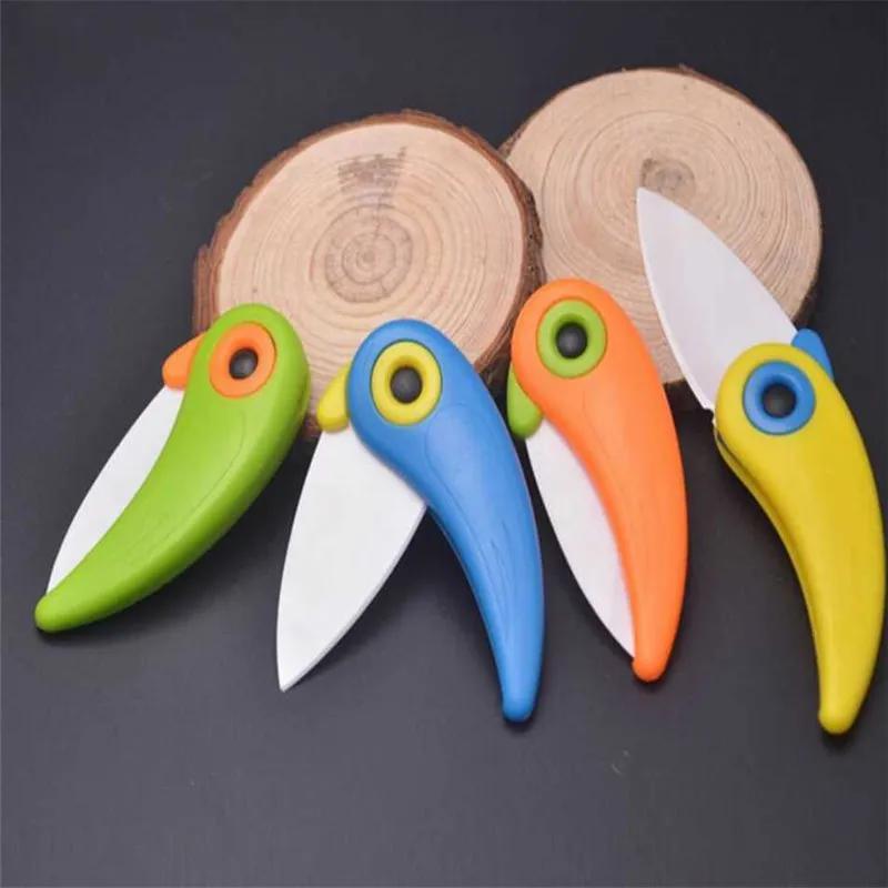 Керамический складной нож - Фото 5