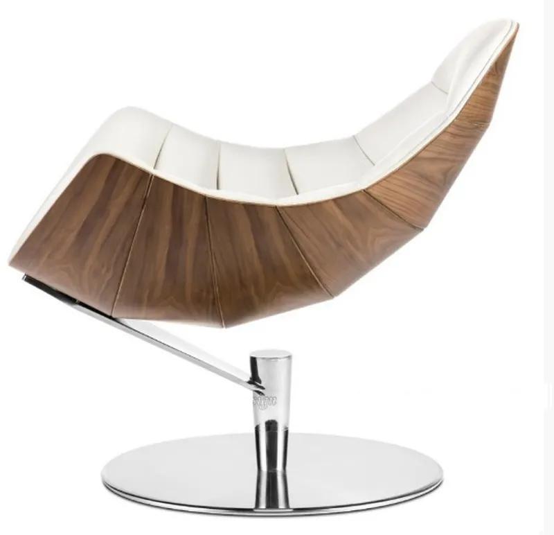 Дизайнерское кресло Shell шелл (ракушка) - Фото 2