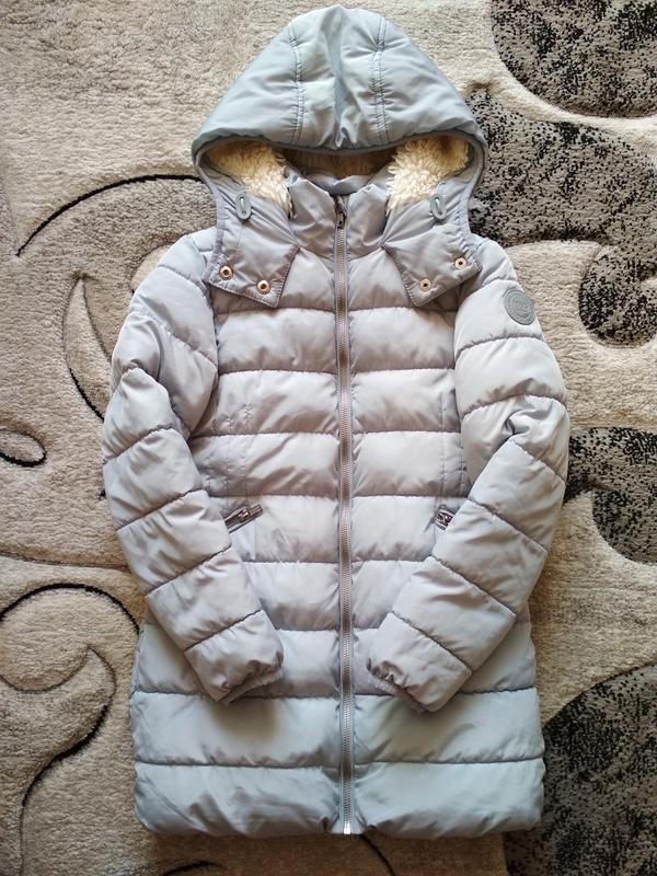 Плащ зимний next, куртка демисезонная, курточка, парка