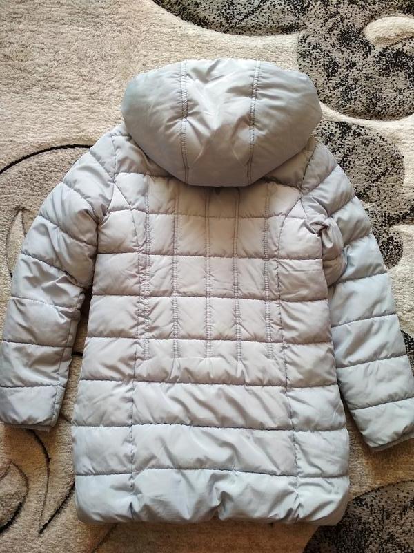 Плащ зимний next, куртка демисезонная, курточка, парка - Фото 5