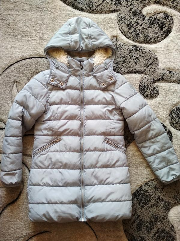Плащ зимний next, куртка демисезонная, курточка, парка - Фото 6