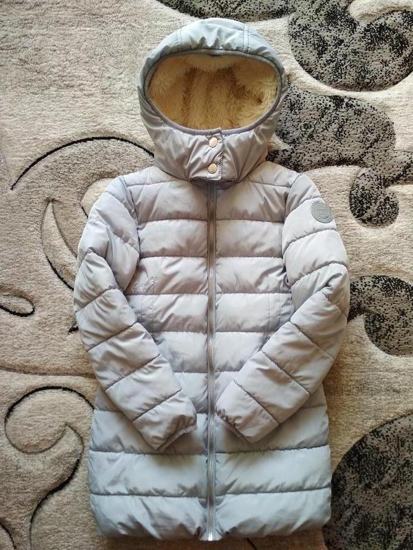 Плащ зимний next, куртка демисезонная, курточка, парка - Фото 8
