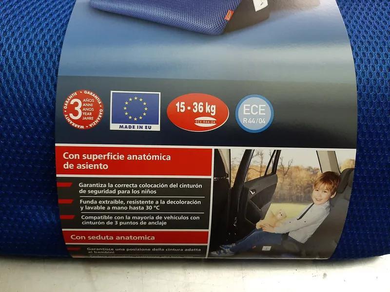 Бустер, автокресло, подставка, детское сиденье ULTIMATE SPEED - Фото 4
