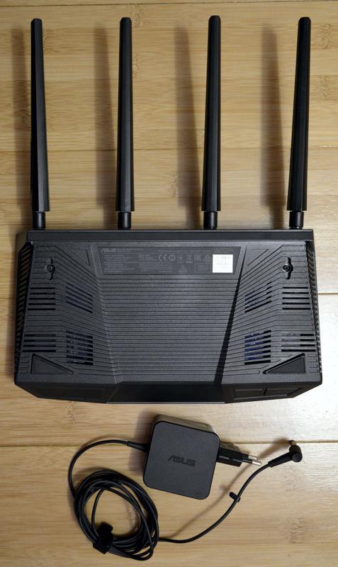 Высокоскоростной двухдиапазонный Wi-Fi роутер Asus RT-AC87U - Фото 3