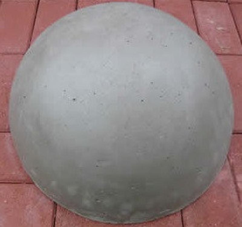 Полусфера бетонна - Фото 3