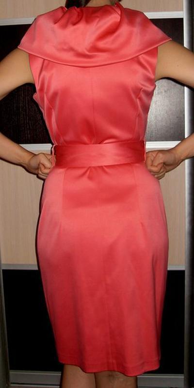 Нарядное платье 46-48р польша - Фото 4