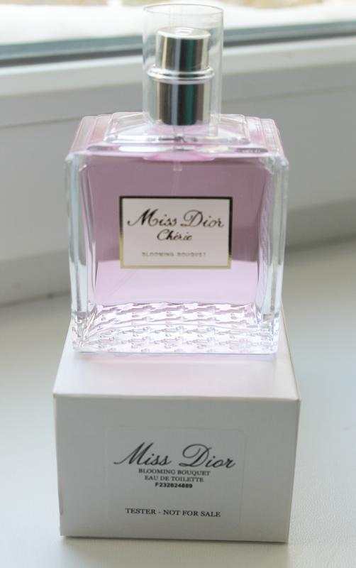 Christian dior miss dior cherie blooming bouquet 100 ml tester... - Фото 3