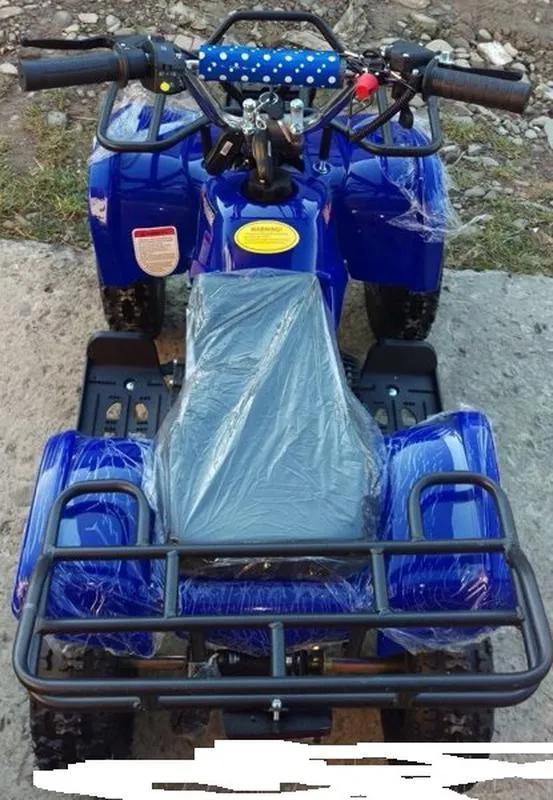 Квадроцикл детский бензиновый 49 Bashan Hammer 3-8 лет. Без элект - Фото 4