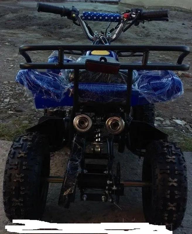Квадроцикл детский бензиновый 49 Bashan Hammer 3-8 лет. Без элект - Фото 5