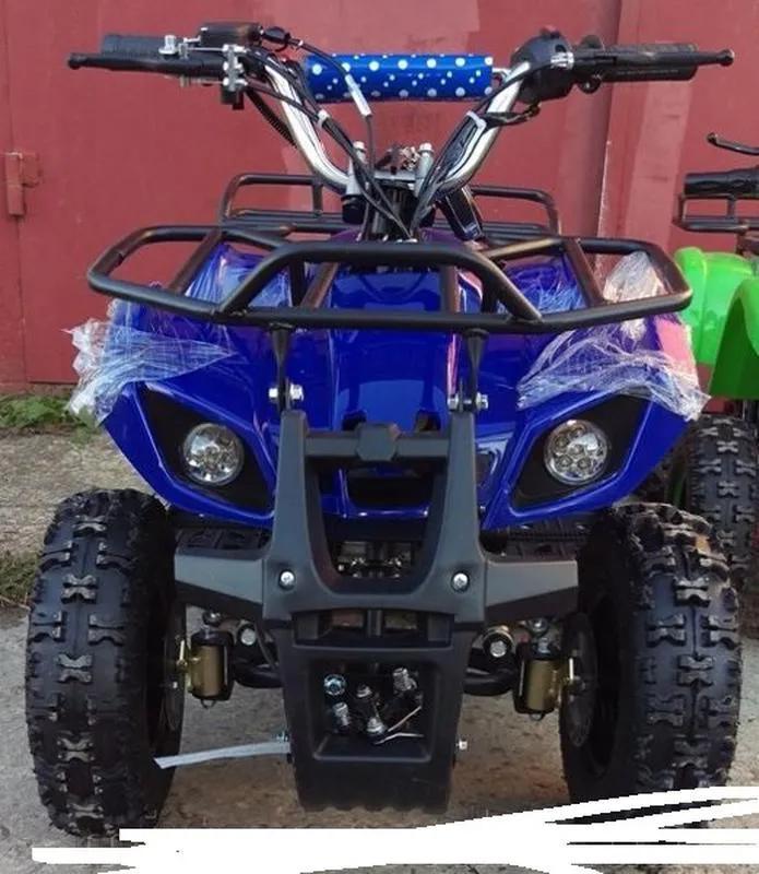 Квадроцикл детский бензиновый 49 Bashan Hammer 3-8 лет. Без элект