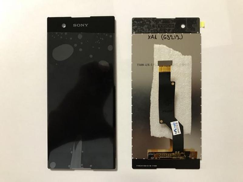 Екран Дисплей Модуль Тачскрин Sony Xperia XA1 G3112 Dual Black