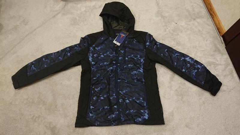 Куртка мужская сезон весна-осень