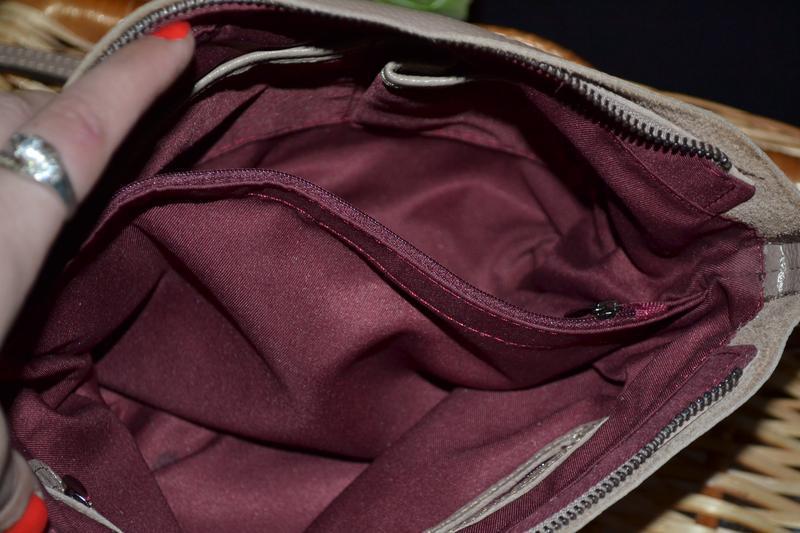 Мягкая кожаная сумка - Фото 2