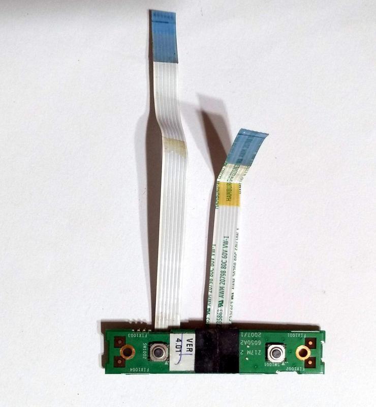 472 Кнопки тачпада Fujitsu-Siemens V5535 V5515 V5555 - 6050A21...