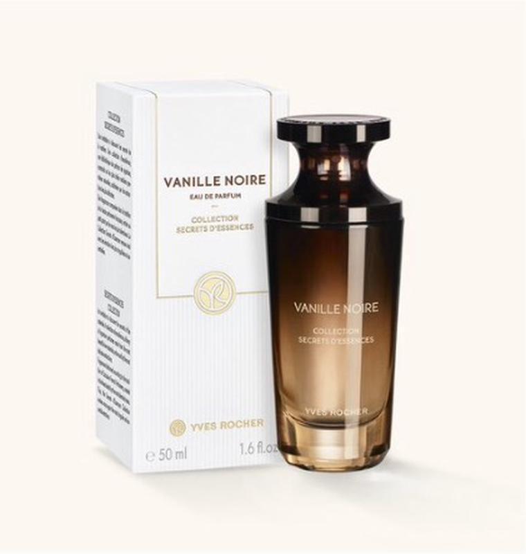 """Парфюмированная вода """"vanille noire"""" 50 мл черная ваниль ив роше"""