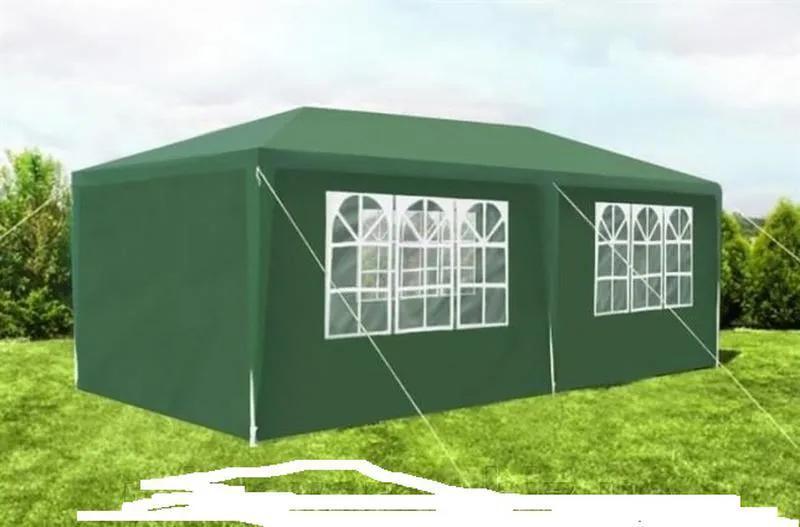 Павильон садовый 3х6 м, шатер, палатка торговая, альтанка. Польша - Фото 4
