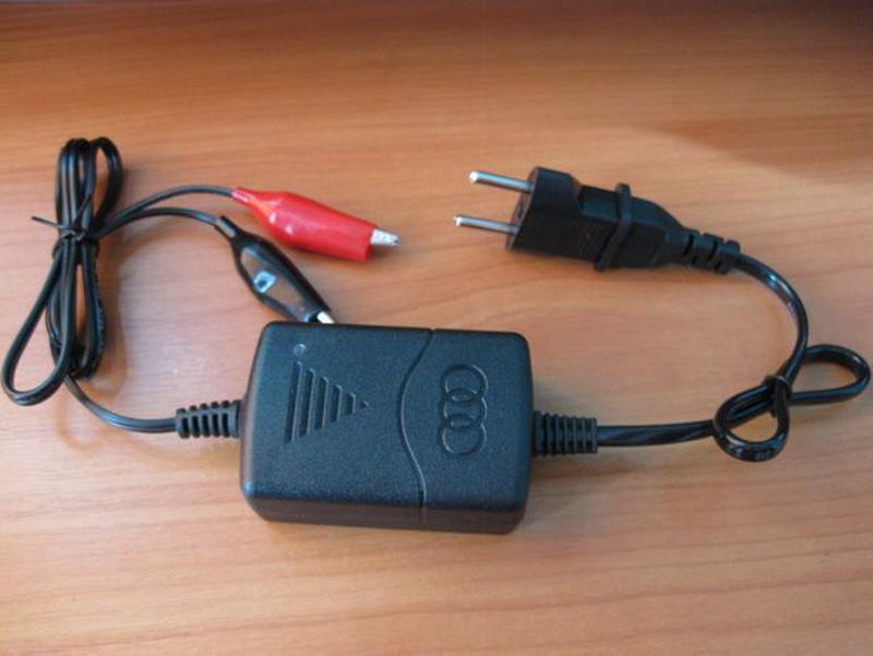 Автоматическое зарядное устройство 12В 12v аккумуляторов мото ...