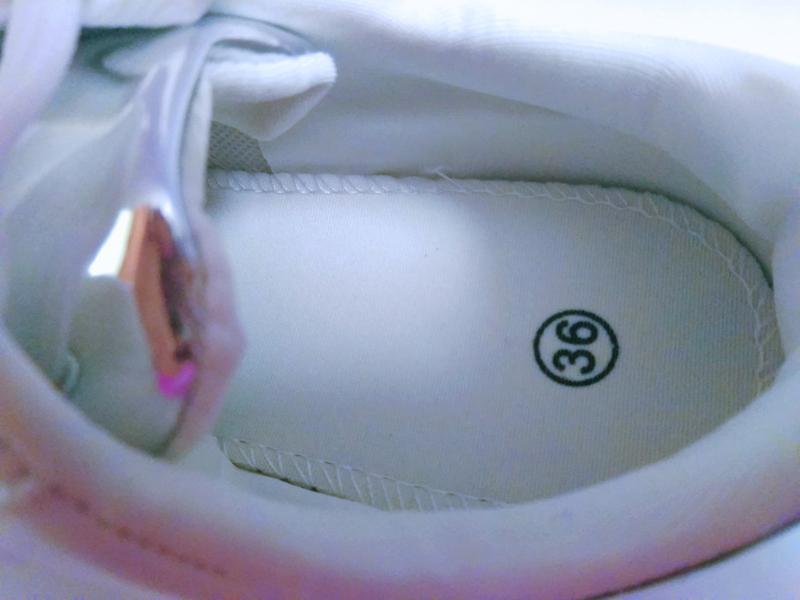 Ультра модные женские (подростковые) кеды кроссовки - Фото 4